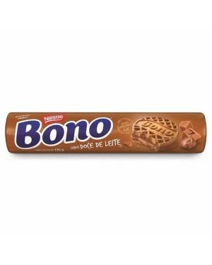Biscoito Recheado Doce de Leite Bono Nestle 126G