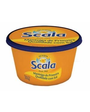 Manteiga Com Sal Scala 200G
