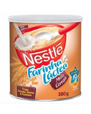 Farinha Lactea Multi Grãos Nestle 380g