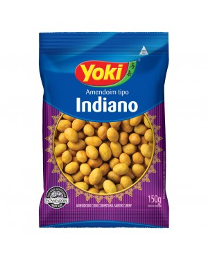Amendoim Indiano Yoki 150G
