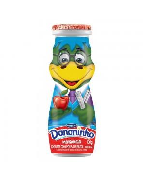 Iogurte Danoninho Para Beber Morango 100G