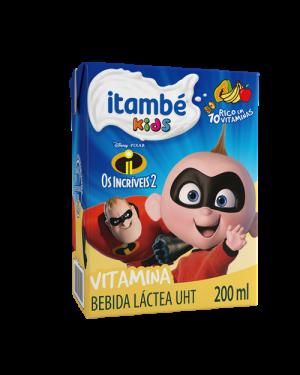 Bebida Lactea Itambezinho 200ML Vitamina