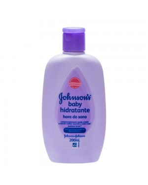 Loção Hidratante Johnsons Baby 200Ml Hora do Sono