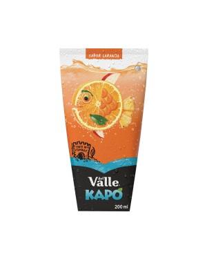 Bebida Del Valle Kapo 200Ml Laranja