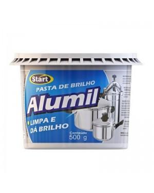 Limpador Start Alumil 500G Pasta