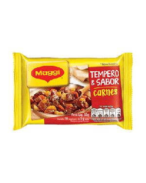 Tempero Maggi 50g Carne