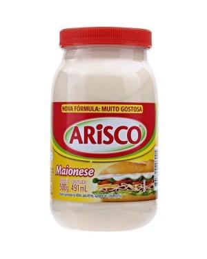 Maionese Arisco 500G Tradicional