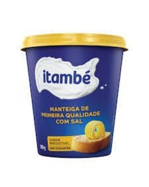 Manteiga Itambé 500G Com Sal