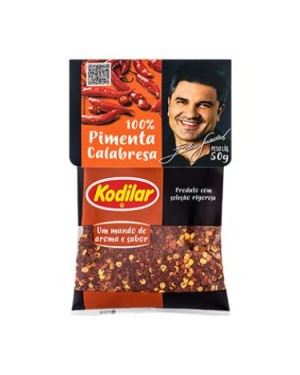 Pimenta Calabresa Kodilar 50G