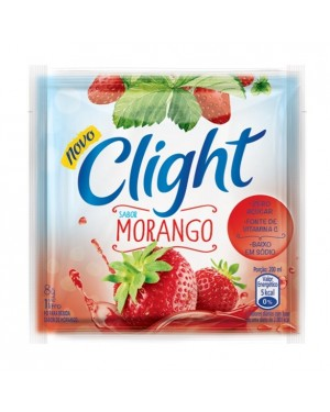 Refresco Clight 8G Morango
