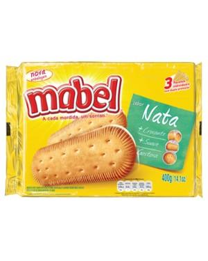 Biscoito Mabel 400G Nata
