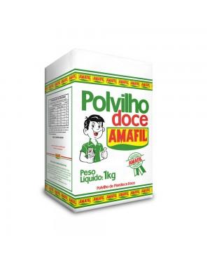 Polvilho Amafil 1Kg Doce Premium