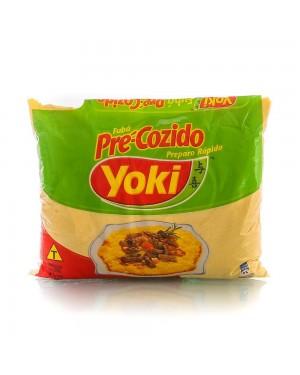 Fuba Yoki Pre Cozido 1kg
