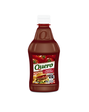 Ketchup Quero 400G