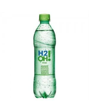 Refrigerante H2Oh 500Ml Limão Ambev