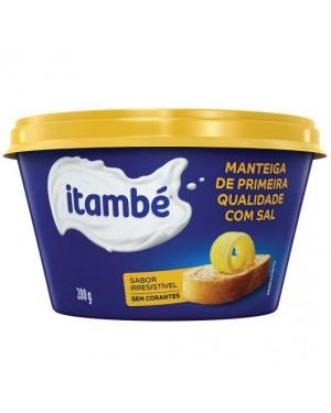 Manteiga C/Sal Pote Itambé 200G