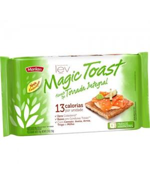Torrada Magic marilan Toast 150g Integral