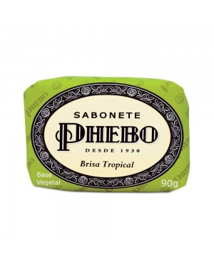 Sabonete Phebo 90g Brisa Tropical