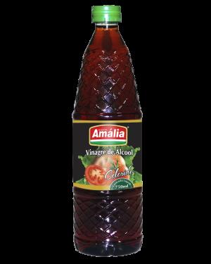 Vinagre Santa Amália 750Ml Álcool Colorido