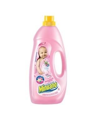 Amaciante Minuano 2L Rosa