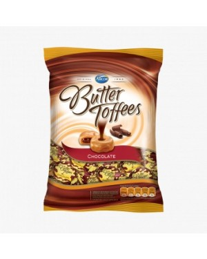 Bala Arcor Butter Toffe 100g Chocolate