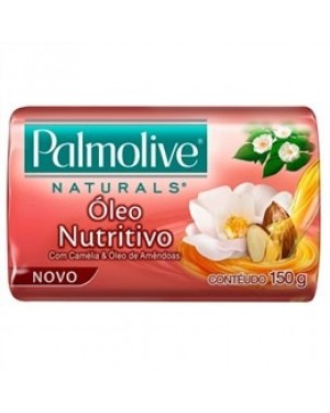 Sabonete Palmolive Óleo Nutritivo Sabonete 150g