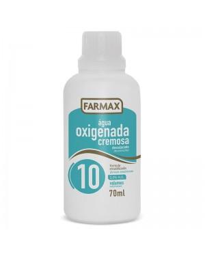 Água Oxigenada Cremosa 90ml 10V