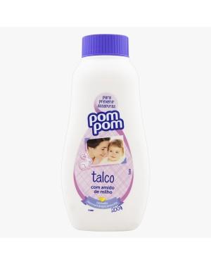 Talco Pompom 200g