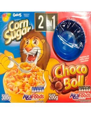 Cereal Alca Foods 500G 2X1 Grátis Tigela