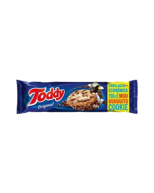 Biscoito Toddy Cookies 150G Original