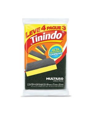 Esponja 3M Tinindo Multiuso Lv4 Pg3