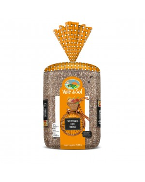 Pao Vale do Sol 500G integral Muesli