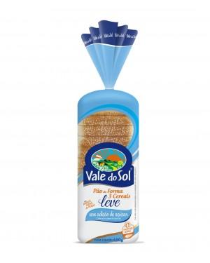 Pão Vale do Sol Integral 450G  3 Cereais