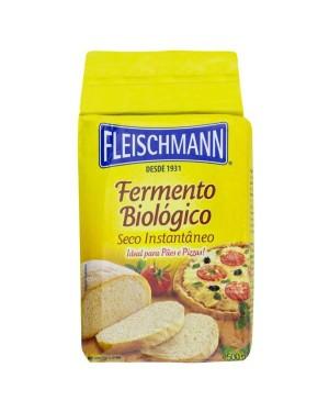 Fermento Fleischmann 500G