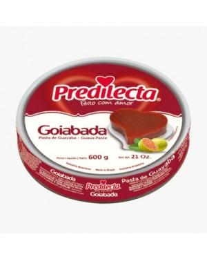 Doce Predilecta Goiabada 600G Tradicional
