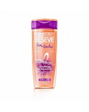 Shampoo Elseve 400Ml Liso Dos Sonhos