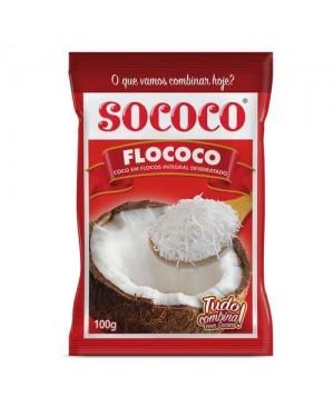 Coco Sococo Flocos 100G