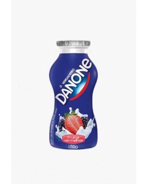 Iogurte Danone 170g  Frutas Vermelhas