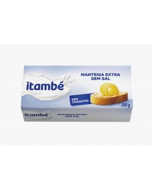 Manteiga Itambe 200G Extra S/Sal