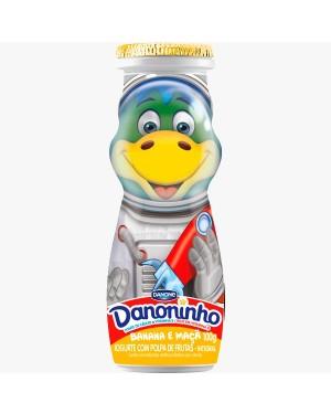 Iogurte Danoninho 100G Banana e Maça