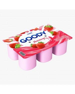 Bebida Láctea Itambé Goody Fruti 540G Morango Bandeja