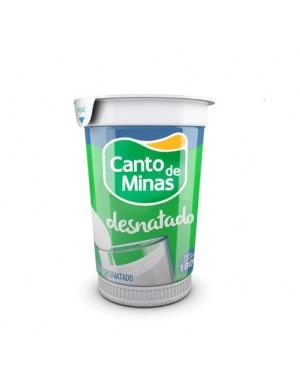 Iogurte Canto de Minas 180G Desnatado