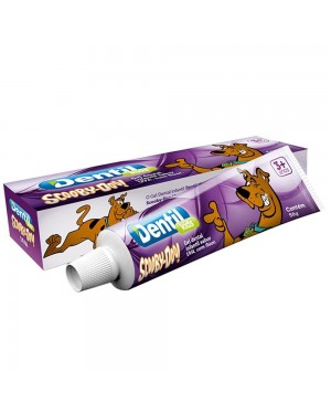 Creme Dental 50G Kids Uva Scooby