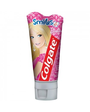 Creme Dental Colgate 100G Kids Barbie
