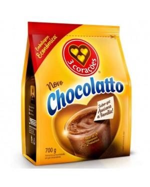 Achocolatado 3 Corações 700G SH Chocolatto
