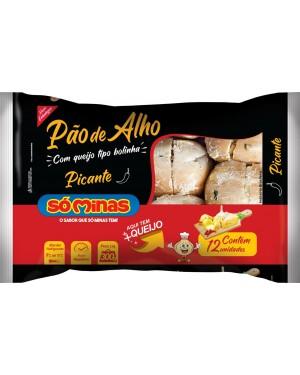 Pão Alho So Minas Picante 300g