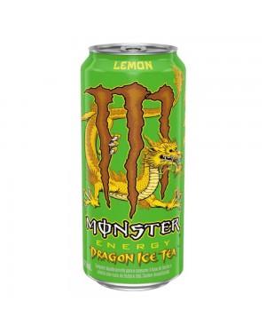 Energético Monster 473Ml Dragon Ice Tea