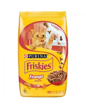 Ração Friskies 1Kg Frango