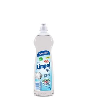 Detergente Limpol Gel 511G Cristal