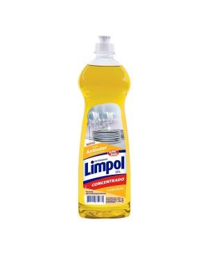 Detergente Limpol Gel 511G Calendula